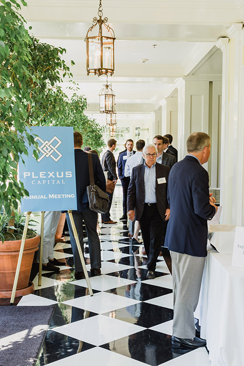 Plexus Conference Lobby - 2017 Annual Meeting - Carolina Inn Chapel Hill, NC